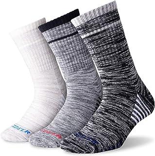 Calcetines de Senderismo para Hombre, Paquete múltiple, Acolchados, para Deportes al Aire Libre