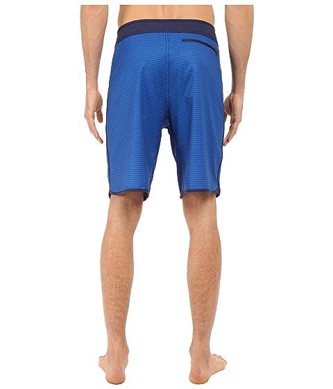 The North Face Whitecap Boardshorts Limoges Blue Dash Stripe (Prior Season) Best er2DM