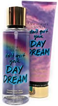 Victoria's Secret Don't Quit your Day Dream Body Mist and Fragrance Lotion Limited Edition Set