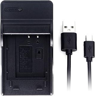 D-Li78 USB Cargador para Pentax Optio L50 Optio M50 Optio M60 Optio S1 Optio V20 Optio W60 Optio W80 batería de la cámara