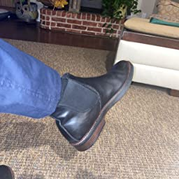 Clarks Mens Paulson Up Chelsea Boot