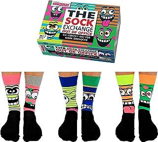 The Sock Exchange Of Office, UK 6-11 EUR 39-46 US 7-12, multicolor