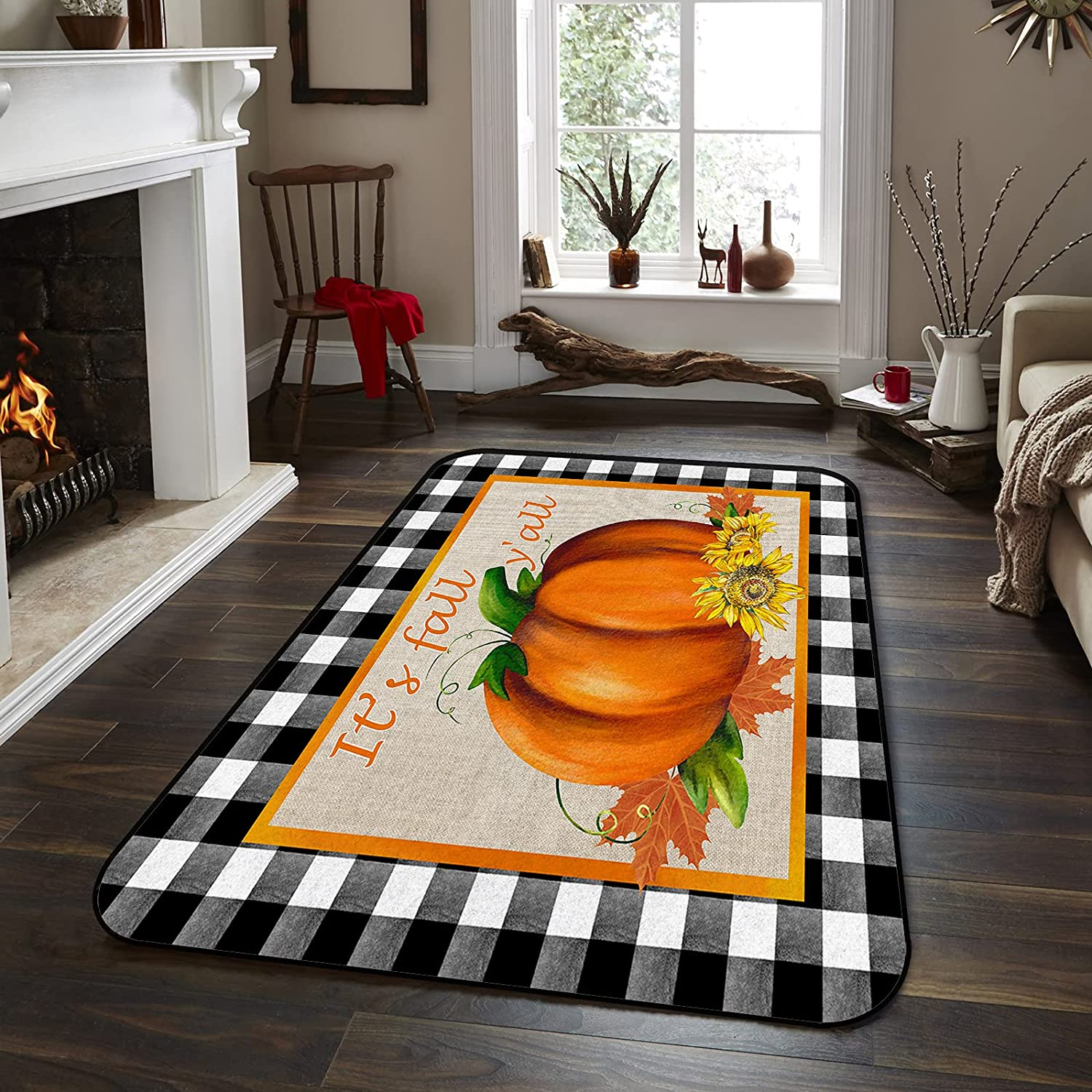 Large Area Rugs 3' x 5' Modern Cover All items in the store Carpet Floor Gorgeous Throw Nursery