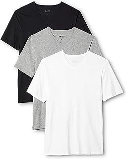 BOSS Men's V-Neck T-Shirt (Pack of 3)