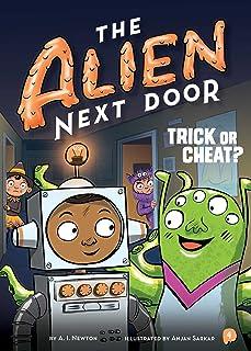 The Alien Next Door 4: Trick or Cheat? (4)