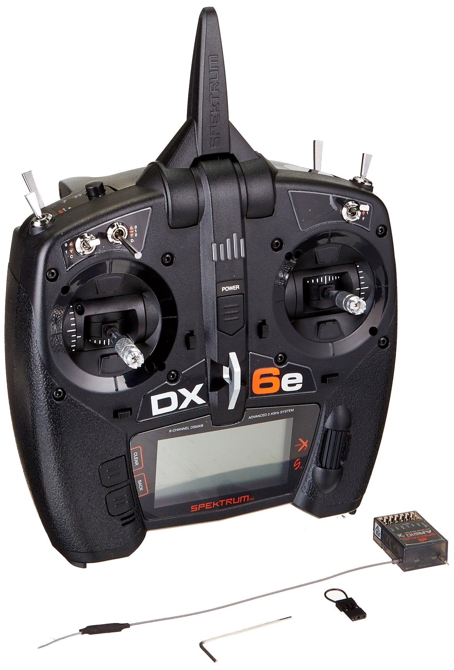 Spektrum 6650 DX6e 6CH System w// AR610 Receiver