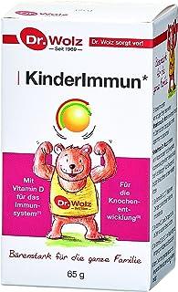 Kinderimmun Dr. Wolz | Ausgewählter Wirkkomplex | Reich an Vitaminen | Immunsystem * |..