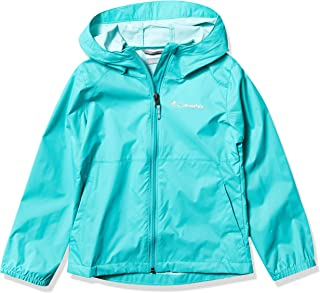 Girls' Switchback Ii Rain Jacket