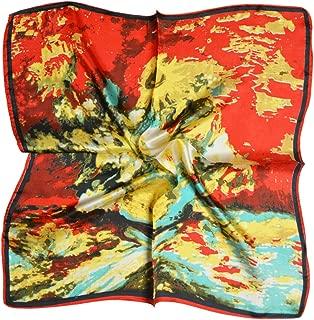 Best sunflower scarf silk Reviews