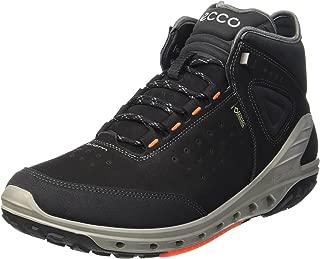 ECCO 男士 Crepetray 系带牛津鞋