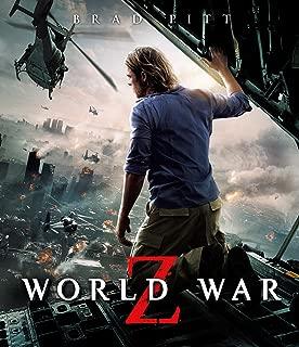 ワールド・ウォーZ Blu-ray