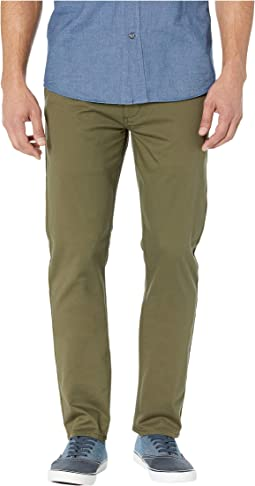 Olive Night/Stretch Twill