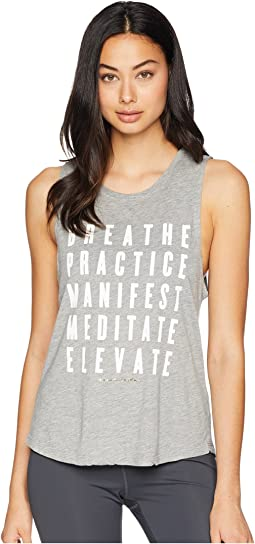 Practice Muscle Tank Top