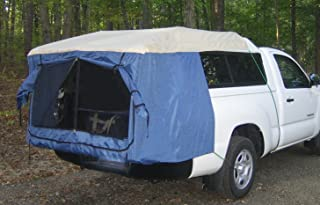 truck shell tent extension