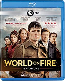 World on Fire (Masterpiece) [Blu-ray]
