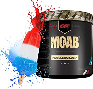 Redcon1 Moab - Mother of All Builders, Muscle Builder - Firecracker Flavor