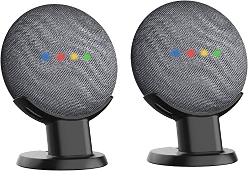 SPORTLINK Pedestal for Google Home Mini/Nest Mini (2nd gen) Improves Sound Visibility and Appearance - A Must Have Go...
