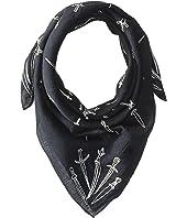 rag & bone - Embroidered Dagger Bandana
