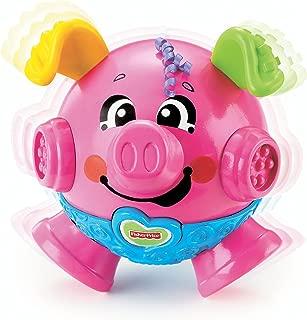 Fisher-Price Brilliant Basics Bounce & Giggle Pig