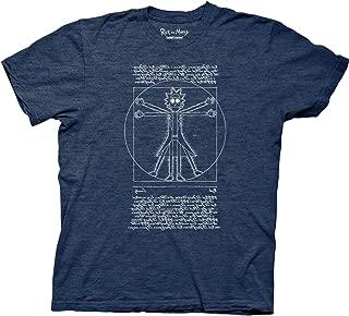 vitruvian man shirts