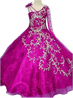 ritzee girl pageant dresses