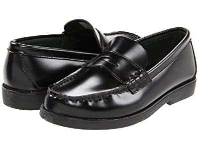 Sperry Kids Colton (Little Kid) (Black Brush Off) Boys Shoes