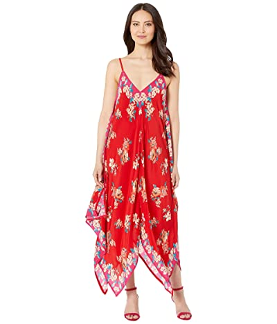 Tolani Drew Maxi Dress (Cherry) Women