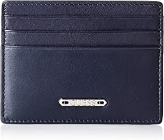 Guess Tyler Card Case, Small Leather Goods. Homme, Taille Unique