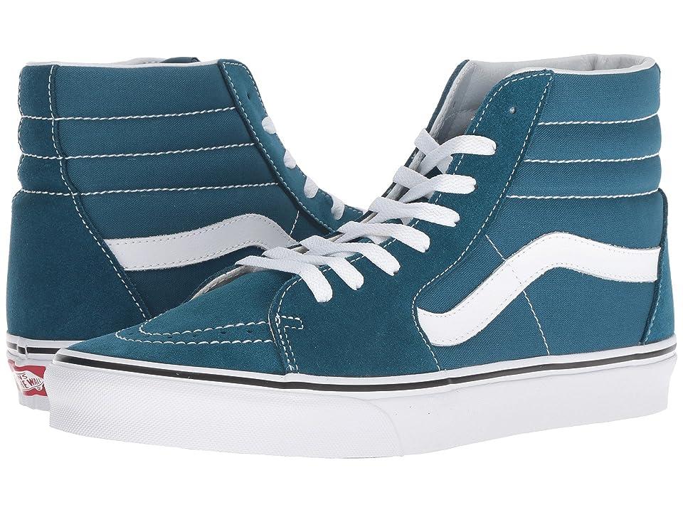Vans SK8-Hitm (Corsair/True White) Skate Shoes