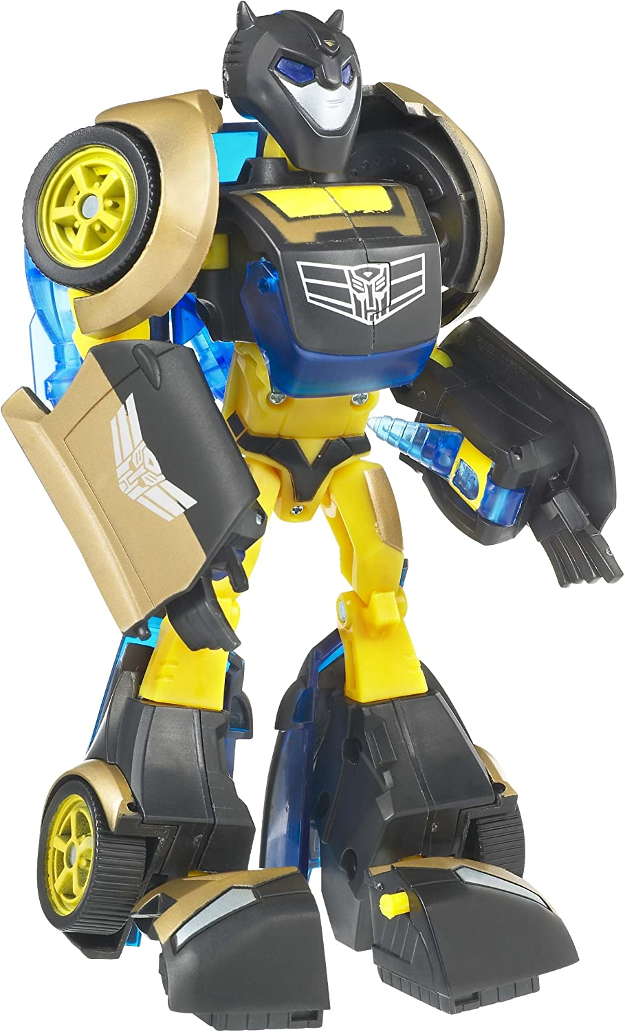 Hasbro Transformers Animated Deluxe  Elite Bumblebee
