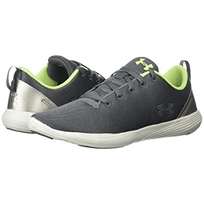 Under Armour UA Street Precision LO X NM (Graphite/Ivory/X-Ray) Women