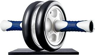 【Amazon限定ブランド】ウルトラスポーツ 腹筋ローラー 台湾製 超静音 筋トレ 専用マット付き