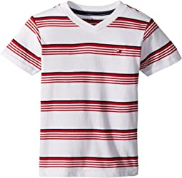 Tommy Hilfiger Kids Harvey Tee (Toddler/Little Kids)