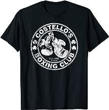 Costello's Boxing Club - Irish Surname T-Shirt