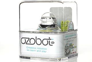 【国内正規品-保証付き-】Ozobot(オゾボット) 2.0 Bit 子ども向けプログラミング教材ロボット (クリスタルホワイト)