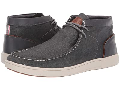 Steve Madden Fizzle (Grey Fabric) Men