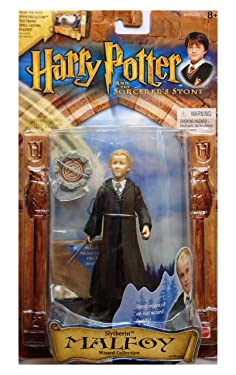 Mattel - Harry Potter & The Sorcerer's Stone Action Figure - Slytherin Draco Malfoy (5 inch)