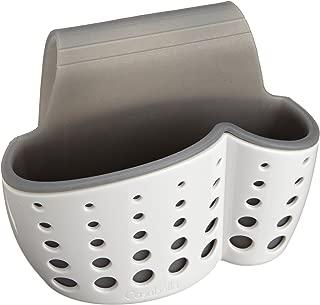 Casabella Sink Sider Faucet Caddy Sponge Holder,