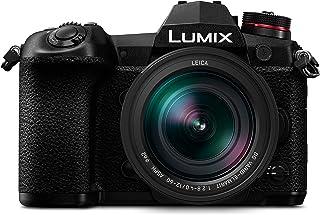 Panasonic Lumix DC-G9L Cámara Evil de 20.3 MP (20FPS AFC Raw Estabilizador Óptico de 5 Ejes Live Mos 4K Ultra HD Pantalla Táctil) Kit con Objetivo Leica 12-60mm / F2.8-F4 Bluetooth Negro