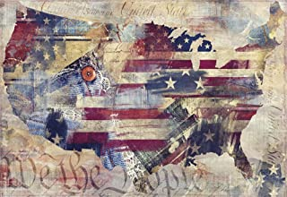 We The People by Mindy Sommers Art Print, 47 x 32 inches