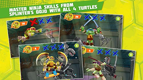 『Teenage Mutant Ninja Turtles: Half-Shell Heroes』の5枚目の画像