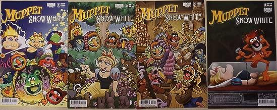 MUPPET SNOW WHITE COMPLETE MINI SERIES 1 - 4