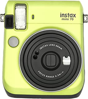 Fujifilm Instax Mini 70 - Instant Film Camera (Kiwi Green)