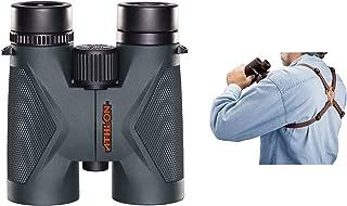 Athlon Optics Midas 8x42 ED Binocular w/ Harness Strap