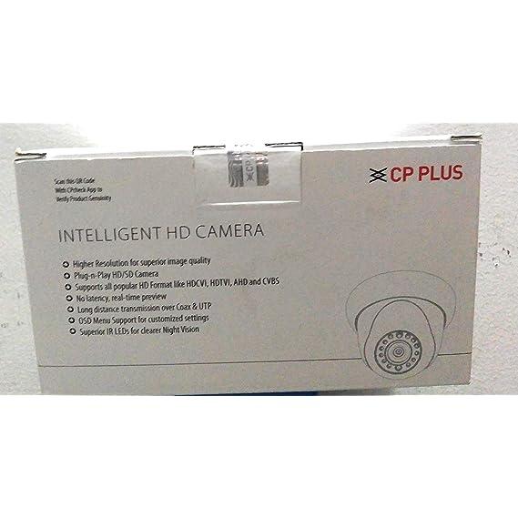 CP Plus CPPLUS CCTV-2.4MP Bullet Camera