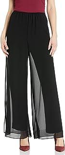 Women's Straight Leg Dress Pant (Petite Regular Plus Sizes)