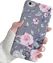 iPhone 6 Plus / 6s Plus Case for Women & Girls, YeLoveHaw Flexible Soft Slim Fit Full-around Protective Cute Phone Case Co...