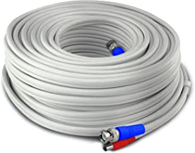 Swann BNC Security Cable 3-in-1 Extension for Pro, Dome and PTZ Cameras - 100ft / 30m
