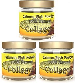 Salcoll Collagen - 100% Natural Bioactive Marine Collagen Powder - Unflavored, Kosher, can Help Bone, Joint, Skin, Hair He...