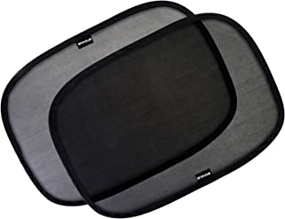 "Enovoe Car Window Shade – (4 Pack) – 21""x14"" Cling Sunshade for Car.."